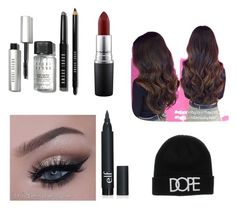 """""""Untitled #13"""" by jaqueline-martinez-1 on Polyvore featuring beauty, Bobbi Brown Cosmetics and MAC Cosmetics"""