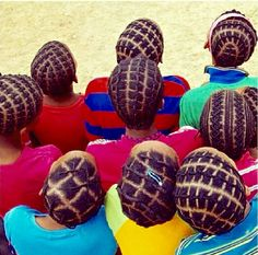 African threading on short hair! African Threading, Hair Threading, African Braids Hairstyles, Girl Hairstyles, Hairdos, Toddler Hairstyles, Hairstyles Pictures, Kids Hairstyle, Braided Hairstyles