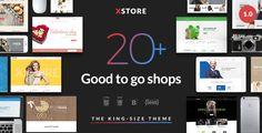 XStore - Responsive eCommerce HTML Template #one page #portfolio #responsive