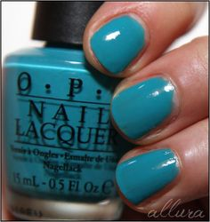 Fly- Opi Nicki Minaj line! sold out in a heartbeat, but perfect spring/summer shade if you can hunt it down!