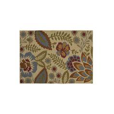 Mohawk® Home Crewel Floral Rug, Multicolor