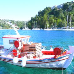 Meganisi , Greece