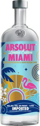 Absolut Miami - Absolut Vodka