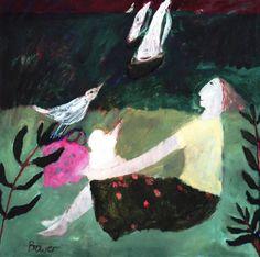 Susan bower - Three Ships