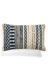Brentwood Originals 16 x 26 'Chindi' Woven Pillow