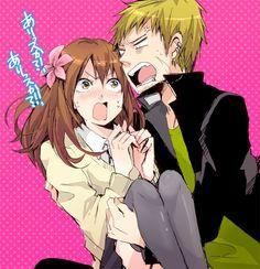 Kanzaki and Paako
