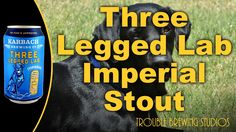We review AB Inbev's Three Legged Lab Imperial Stout by Karbach https://www.youtube.com/watch?v=S9fabWoMRik #beer #craftbeer #TexasBeer