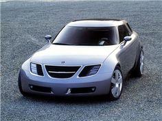 Saab 9X Concept, 2001