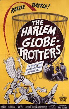 The Harlem Globetrotters (1951)Stars: Thomas Gomez, Dorothy Dandridge, Bill Walker, Angela Clarke ~  Directors: Phil Brown, Will Jason