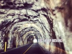 Diamond Head tunnel.