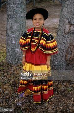 Seminole Girl. Photo by Marilyn Angel Wynn