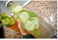 Protège ta santé: Cette boisson fait fondre la graisse du ventre en seulement 4 jours!