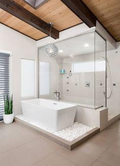 25 Impressive Walk-In Shower Ideas
