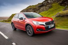 DS4 Crossback BlueHDi 120 (2015) review - New Citroen DS4 Crossback BlueHDi 120 diesel driven and reviewed in the UK; does the raised ride height make a difference?