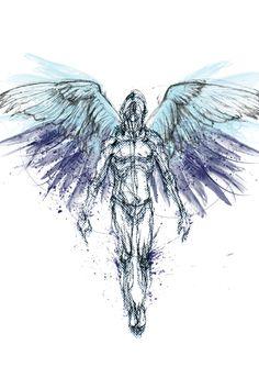 Derek hess art, new tattoos, body art tattoos, back tattoos, Back Tattoos, New Tattoos, Body Art Tattoos, Sleeve Tattoos, Tattoo Sketches, Tattoo Drawings, Art Drawings, Tatuagem Icarus, Derek Hess Art