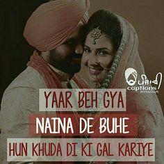 Sad Quotes, Hindi Quotes, Love Quotes, Qoutes, Punjabi Captions, Punjabi Quotes, Dear Diary, Couple Quotes, Romantic Quotes