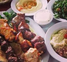 Image result for how to do lebanese party food