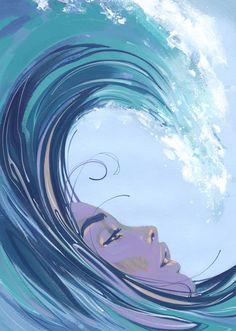 septagonstudios:  JONNY RUZZOON TUMBLR Apres Moi Le Deluge