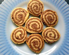 A Cake Bakes in Brooklyn: Pinwheel Cookies