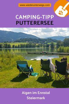 Nicht ganz objektiv: Mein Lieblingscamper seit 40 Jahren. In Aigen im Ennstal, Steiermark. Europe Travel Guide, Travel Tips, Austria Travel, Germany, Mountains, City, Nature, Group, Board