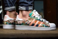 JUST LIFE STYLE™®: Adidas Superstar 'Dust Pink'
