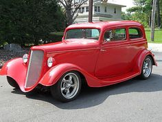 Ford : Other Custom 1933 Ford Victoria Street Rod - http://www.legendaryfind.com/carsforsale/ford-other-custom-1933-ford-victoria-street-rod-3/