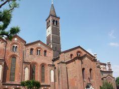 Milano, Chiesa di San Eustorgio