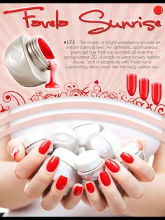 Biosculpture tge do it all gel! What a great color! Bio Sculpture, Gorgeous Nails, Summer Sun, Evo, Collections, Nail Art, Color, Colour, Nail Arts