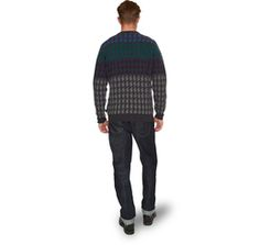 Barbour International Hound Crew-Knitwear-Charcoal-Back-MKN0778CH91.jpg
