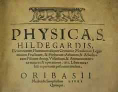 Santa Hildegarda de Bingen: el círculo de la vida. | Matemolivares