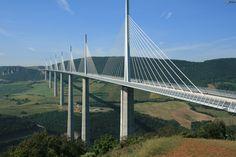 1920x1080px #847705 Millau Viaduct (1260.48 KB)
