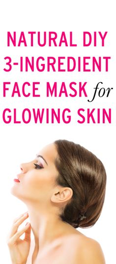 DIY face mask for glowing skin. And who doesn't want glowing skin? Beauty Tips For Face, Make Beauty, Beauty Care, Diy Beauty Makeup, Beauty Hacks, Beauty Secrets, Beauty Products, Diy Skin Care, Skin Tips