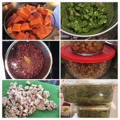 My adventures into healthy cooking