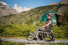 Meet Jake the first traveler on a wheelchair to ever stay at EcoCamp...and hike in the park! More info coming soon. Pic : @timothydhalleine  #InclusiveTourism #Hiking #Relax #Ecotourism #EarthPorn #Hotel #SouthAmerica #Traveltheworld #Traveldaily #Chile #Chilegram #Outdoors #Mountains #splendid_earth #wildernessculture #earthfocus #nakedplanet #earthporn #outdoortones #lifeofadventure #nature #photography #wild #Travel #Traveltheworld #Traveldaily #Chile #Chilegram #Outdoors #Mountains…