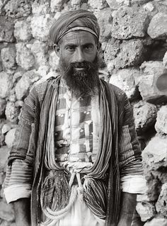 Nusayri of Antakya (Antioch). Hatay, Turkey. 1900-1920.