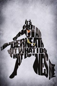 Batman Art Print great site - KIDS DECOR