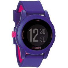 Nixon Women's A326-230 'Genie' Purple Watch