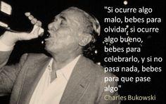 Ya no me gustas tanto Bukowski. Charles Bukowski, Crazy Quotes, Funny Quotes, Mexican Humor, Frases Humor, How To Speak Spanish, Spanish Quotes, Sports And Politics, Che Guevara