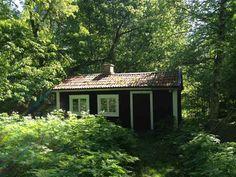 Gamla Huset. Ein restauriertes nettes altes Haus aus dem 19:ten Jahrhundert, Tingsryd, Småland, Sverige