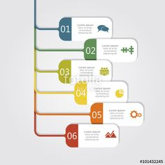 Vector: Banner infographic design template. Vector illustration