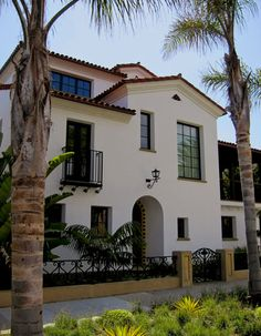 modern spanish style homes |  - project gallery - hermosa beach