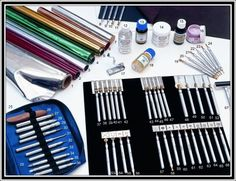 MercArt USA - Metal Embossing Tools - Interactive Catalogue