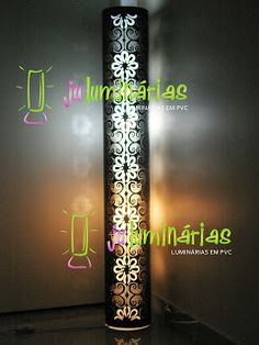 Ju Luminárias - Luminárias em PVC