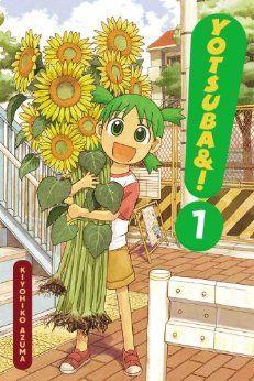 Amazon.com: Yotsuba&!, Vol. 1 (9780316073875): Kiyohiko Azuma: Books