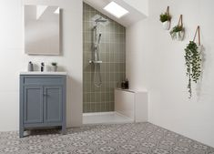 Invite a wonderful new look into your interior spaces with the simple introduction of these Marvel Plus White Gloss Tiles. Made from high quality white bodied ceramic, these tiles tie in perfectly with the trend of using large format tiles on the wall. They have a shimmering gloss finish. Wall And Floor Tiles, Wall Tiles, Large Format Tile, White Bodies, White Tiles, Bathroom Wall, White Ceramics, Interior Decorating, Marvel