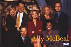 Ally McBeal. (1997-2002) Great show about a bunch of neurotic lawyers.