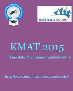 Check here details on KMAT 2015 Exam, Application, Eligibility, Exam Pattern, Participating Institutes, and Schedule. KMAT 2015 will be held  on 26 July 2015 in offline mode.