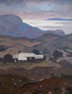 Gareth Thomas, Above Prenteg, North Wales