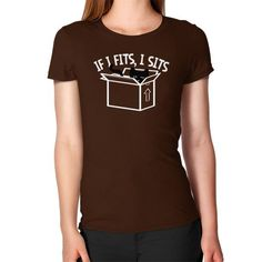 If I Fits, I Sits Women's T-Shirt
