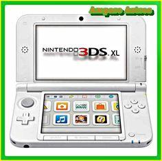 Por 213 €Consola Nintendo 3DS XL Blanca | eBay
